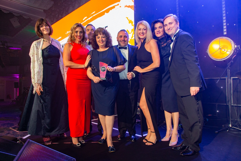 Utility Week Awards 2019 Winners