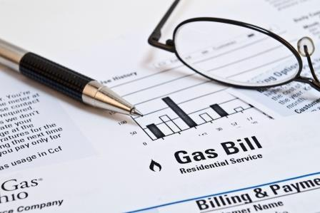 Gas Bill Web