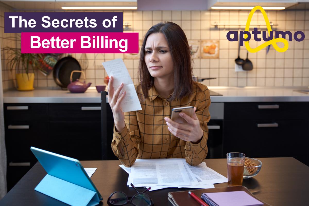 Lady Confused Bills